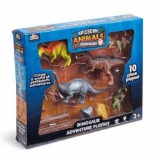 Dino Adventure Playset