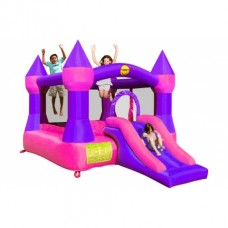 Castle Bouncer With Slide