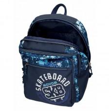 Adap. Backpack 42Cm 2C.movom Underground Blue