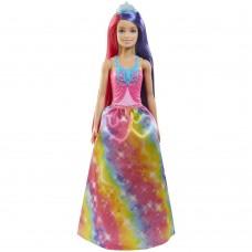 Barbie Dreamtopia Mermaid Doll Purple Top