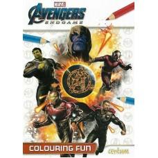 Ave Colouring Fun       #