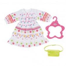 Baby Born Trendy Boho Dress Doll Clothes Set