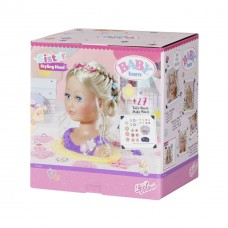 Baby Born Sister Styling Head Doll Hair Styling Set