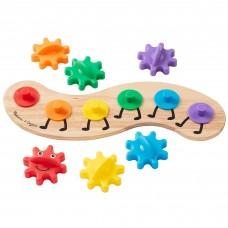 Rainbow Caterpillar Gears