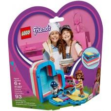 41387 Olivia's  Summer Heart Box