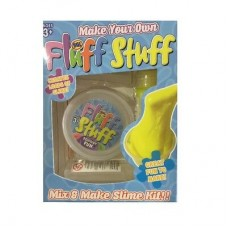 Маке Your Own Fluffy Slime