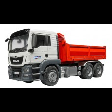 Man Tgs Construction Truck