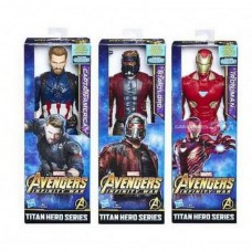 Avengers Titan Hero Movie Ast
