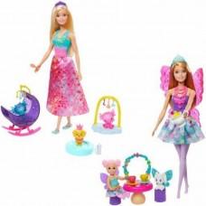 Barbie Dreamtopia Fantasy Story Set Asrt